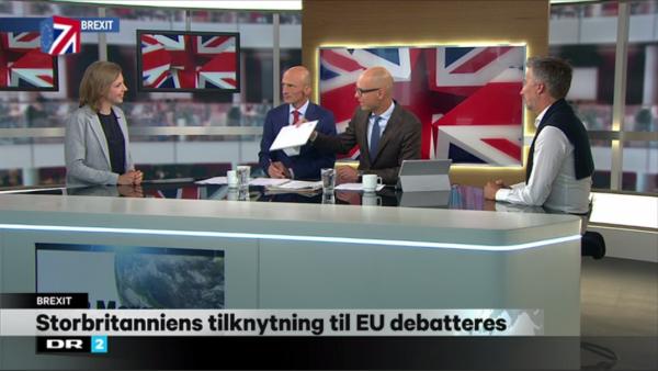Følg MEP Rina Ronja Kari og andre fra Folkebevægelsen i medierne efter briternes nej til EU-medlemskab.