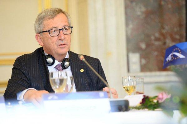 EU-kommissionens formand Jean-Claude Juncker gav en State of the Union tale uden politisk tyngde. Arkivfoto: EPP / WikiMedia Commons.