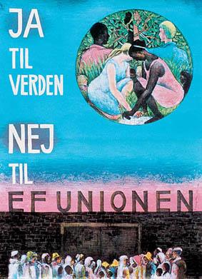 Plakat af Ib Spang Olsen