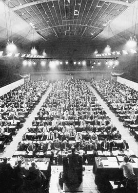 Stiftelse i Odense 21-22. april 1972